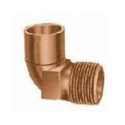 Elkhart Products Corp Elbow Copper Male 90 Cxm 3/4 10156826