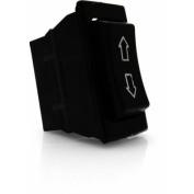 AutoLoc Power Accessories AUTSW1 3 Position Rocker Switch with Arrows