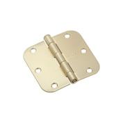 Stanley Hardware Hinge Door 3-1/2 5/8 Rc Brass 830224
