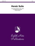 Alfred 81-BQ9832 Heroic Suite - Music Book