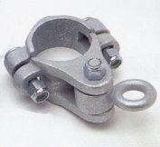 Olympia Sports PG048P Ductile Iron Swing Hanger - for 6cm . OD Pipe