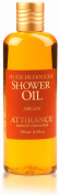 Attirance - Shower Oil - Argan - 250ml - All Natural with Olive Oil, Argan Oil & Arnica Extract