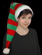 Extra Long Adult Elf Hat - Chrismas Santa's Little Helper