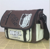 Bonamana Japanese Anime Cosplay Shoulder Bag School Bag Messenger Bag Crossbody Pack