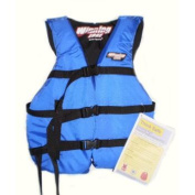 DDI 375659 Adult Life Jackets Case Of 8