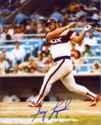 Real Deal Memorabilia GLuzinski8x10-3 Greg Luzinski Autographed Chicago White Sox 8x10 Photo