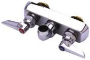 T & S Brass Sx-0713417 T & S Brass Workboard Faucet Less Nozzle Lead Free