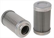 AEROMOTIVE 12604 100-Micron Stainless Steel Element