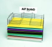 Pacon Paper Board Storage And Drying Rack 300 Sheets