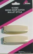 Prime Prodct 185082 Door Catch Beige Bullet
