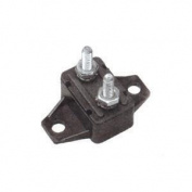 Pollak 54250PLP Tow Wiring 50 Amp Circuit Breaker