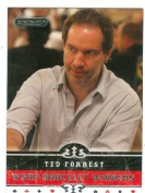 Ted Forrest trading card 2006 Razor Poker No.75