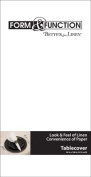 . Linen 813272 White Airlaid Paper Tablecover 130cm X 270cm - Case of 12