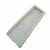 EmscoGroup 2101-1 Poly Splash Block - Granite 60cm .