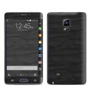 DecalGirl SGNE-BLACKWOOD for Samsung Galaxy Note Edge Skin - Black Woodgrain