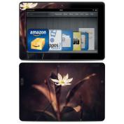 DecalGirl AKX8-DELICATE Amazon Kindle HDX 8.9 Skin - Delicate Bloom