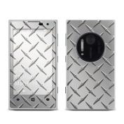 DecalGirl NL12-DIAMONDPLATE Nokia Lumia 1020 Skin - Diamond Plate