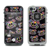 DecalGirl LCI5-PEACESKULLS Lifeproof iPhone 5 Case Skin - Peace Skulls