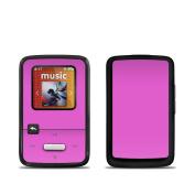 DecalGirl SSCZ-SS-VPNK SanDisk Sansa Clip Zip Skin - Solid State Vibrant Pink