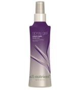 All Nutrient Spray Gel Natural Styler - Flexible Hold 250ml