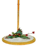 Mark Roberts Snow and Holly Fairy Stand for Medium and Large Fairies, 32cm