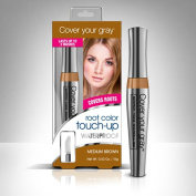 Cover Your Grey Waterproof Root Colour Touch up - Medium Brown