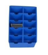 19cm x 13cm Blade Rack - Royal Blue
