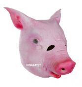Kingmys Halloween Latex Mask