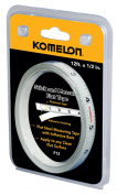 Komelon Usa Corporation F12 .130cm . X 30cm . Flat Tape Rule