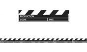 Eureka EU-845134 Hollywood Clapboard Deco Trim
