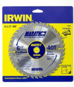 Irwin 14023 17cm . 40 Tooth Carbide Blade