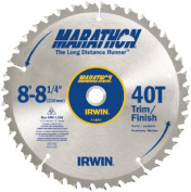 Irwin 14053 21cm . 40 Tooth Carbide Tipped Blade