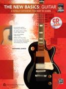 Alfred 00-37236 NEW BASICS:GUITAR-BK & CD