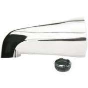 Plumb Pak PP825-30 Bathtub Spout Chrome 0.5 Ips
