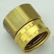 Orbit Irrigation Products 53037 .75 Female Hose x .5 Female Pipe Thread Brass Swivel