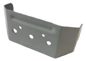 Amerimax Home Products 3PC30W50U Downspout Hanger Aluminium Clip White - 7.6cm