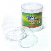 Fun Science FI-PLG2 Petri Dishes Extra Deep Pack of 4