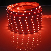 LED2020 LD-SP-R Plug-N-Play Indoor Red LED Flexible Light Strip