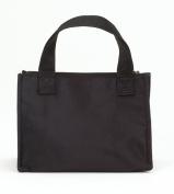 Joann Marrie Designs NLB1BL Lunch Bag - Black and Black Pack of 2