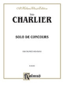 Alfred 00-K04540 CHARLIER SOLO DE CONCOURS