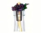 Vintage Concepts VCWLPGVFP Grapevine Pewter Flat Winelight Painted