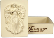 AngelStar 8115 The Lord is my Light Inspiration Box - Pack of 3
