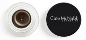 Cate McNabb Cosmetics Natural Mineral-Based Gel Eyeliner, Brown, Waterproof, 5ml