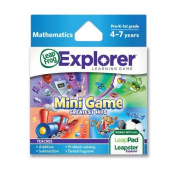 LeapFrog Mini Game Greatest Hits Learning Game (works with LeapPad Tablets and Leapster GS), Model