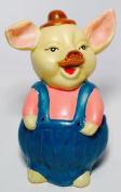 Pig Standing - Savings Bank - Piggy Bank