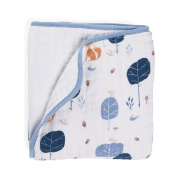 aden + anais Organic Cotton Muslin Dream Blanket - Into The Woods