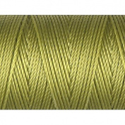 C-LON Bead Cord, Chartreuse - 92 Yard Spool