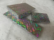 Gift Box (3 Pack) for Wrapping Jewellery, Necklace, Bracelet, and Earrings As Presents
