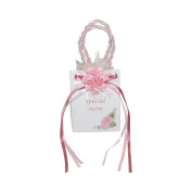 """Miniature Music Box Mini Gift Bag - Pink bag 'My Special Mom' """"You Are My Sunshine"""""""