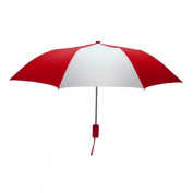 Peerless 2352MM-Red-White The Revolution Umbrella Red And White